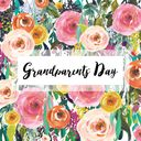 Grandparents'/Grandfriends' Day - Save the Dates!