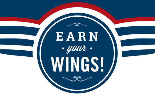 Earn Your Wings! Awardees