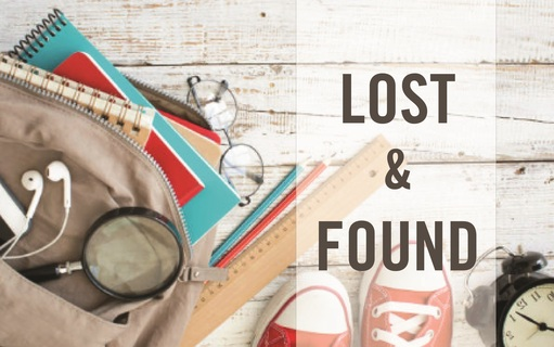 Overflowing Lost & Found - Clearing Out on Dec. 14th!!